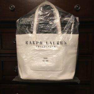 Ralph Lauren Tote Fragrance bundle